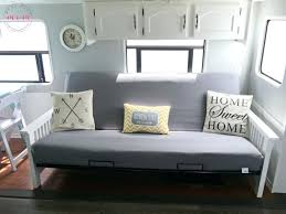Rv Makeover Easy With Instructions To Remodel Interior Paint Walls 2 Makeovers Wheat