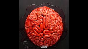 Halloween Jello Molds Brain by Halloween Brain Cake Youtube