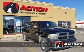 100 Truck Accessories Store Contour 4 Series Cap Installed On This Ram 1500 By Our Store In
