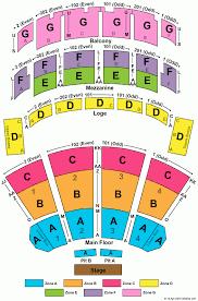 Palace Theater Columbus Seating Map