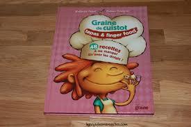 livre de cuisine enfant graine de cuistot tapas finger food livre de cuisine pour
