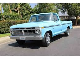 1974 Ford F100 For Sale | ClassicCars.com | CC-1024405 1974 Ford F100 Truck Slvr Youtube F250 Brush Fire Truck Item 7360 Sold July 12 Fseries Pickup History From 31979 Dentside Is Ready To Surf Fordtruckscom View Awesome For Sale Elisabethyoungbruehlcom For Sale Near Las Vegas Nevada 89119 Classics On Classic Cars Sold Affordable Colctibles Trucks Of The 70s Hemmings Daily Questions Can Some Please Tell Me Difference Betwee