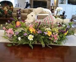 Spring Arrangement Table Centerpiece Floral