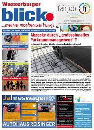 wasserburger blick ausgabe 43 2019 by blickpunkt verlag