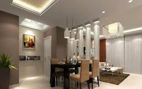 Fabulous Gypsum Ceiling Designs Dining Room Brilliant Design