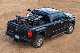 2017 GMC Sierra 2500 HD : Review