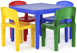 100 Playskool Plastic Table And Chairs Chair Set Artica Dining Set With Resin