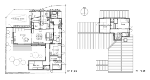 104 Japanese Modern House Plans A World Of Contrasts Home For An Elderly Couple