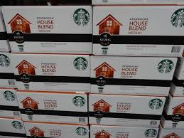 Starbucks House Blend K Cups Costco 1
