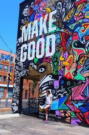 Exploring Graffiti Alley In Toronto Murals Street ArtGraffiti Wall