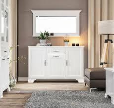 sideboard mit wandspiegel kommode anrichte wohnzimmer 2