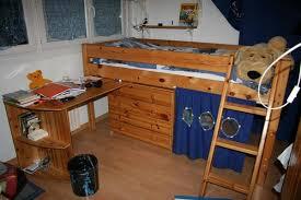 chambre enfant pin lit mezzanine chambre enfant occasion clasf