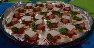 idée canapé apéro recette facile les minis pizzas étoilées pour l apero dinatoire