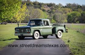 1964 Dodge D100 | Street Dreams Hemmings Find Of The Day 1964 Dodge A100 Panel Van Daily Dw Truck For Sale Near Cadillac Michigan 49601 D100 Sweptline Pickup S108 Dallas 2015 Street Dreams Dodge 500 2 Ton Grain Truck Hemishadow Aseries Specs Photos Modification Info At Original Dreamsicle 64do3930c Desert Valley Auto Parts Classics Sale On Autotrader Old Trucks Pinterest Trucks And Mopar Custom Sport Special Youtube