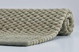 badteppich in salbei grün badezimmerteppich badteppich