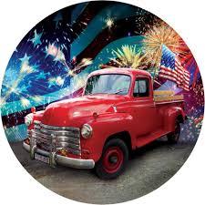 100 Truck Magnet Custom Decor Patriotic Accent Flagsrusorg