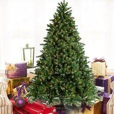 Ebay Christmas Trees With Lights by Pre Lit Christmas Trees Ebay