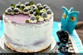 schichtkuchen mascarpone und blueberry
