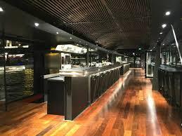 la cuisine de bistrot vue intérieur comptoir bar à manger la cuisine du bistrot alexandre