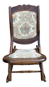 Vintage Victorian Style Upholstered Folding Rocking Chair Us 3690 Vintage Fniture Modern Wood Rocking Chair For Aged People Japanese Style Recliner Easy With Armrest Pulletout Ftstoolin Garden Antique Vintage Wood Folding Rocking Chair Rocker Floral Antique Folding Antique Appraisal Instappraisal Pair Of Rope Seat Chairs Splendid Comfortable Nursing Wooden Leather Armchair Vintage Wooden Folding Chair Victorian Upholstered Redwood Lawn Scdinavian Tapiovaara