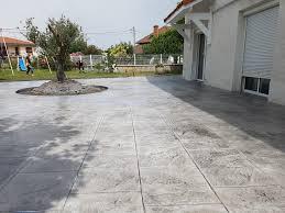 prix beton decoratif m2 béton imprimé et décoratif montauban prix m2 béton imprimé montauban