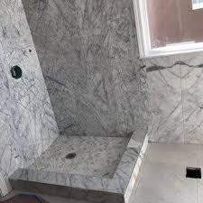 beautiful marble tile san jose marble tile shower 盪 modern looks