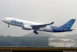 air transat airbus a330 200 our new design logo aviation and