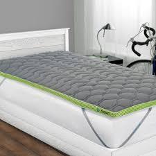 Bed Bath Beyond Mattress Protector by Fusion Dri Tec Mattress Topper Moisture Wicking Foam Mattress
