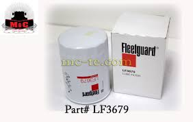 Fleetguard Spin On Lube Filter LF3679 - Filters - Truck Parts ...