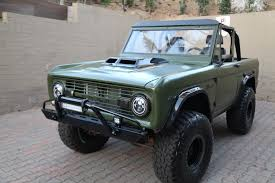100 Craigslist Los Angeles Trucks By Owner 1969 Ford Bronco Classics For Sale Classics On Autotrader