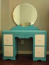 Waterfall Vanity Dresser Set by Art Deco Vanities Vanity Art Deco Furniture With Art Deco