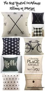 I Love Throw Pillows A Good Neutral Since They Can Be Repurposed In Many Rooms