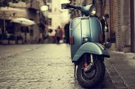 Best Vintage Vespa Wallpaper HD