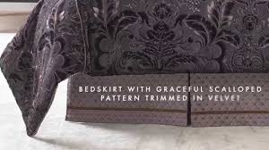Discontinued Croscill Bedding by Croscill Couture Selena Bedding Collection Youtube
