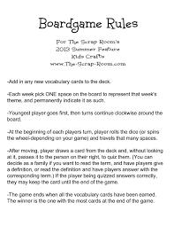 Rules For Clue Board Game Sei80 2018