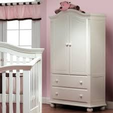 Sorelle Dresser French White by Sorelle Vista Collection Armoire In French White