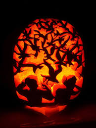 Disney Pumpkin Carving Patterns Villains by 40 Best Pumpkin Carvings Of Monsters And Villains Pumpkin
