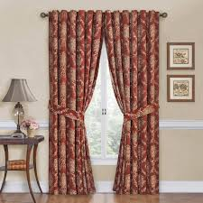 Waverly Fabric Curtain Panels by Decorating Waverly Kitchen Valances Waverly Fabric Curtains