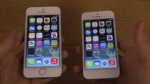 iPhone 5S White Silver Edition vs iPhone 5 White Edition Which