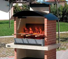 modele de barbecue exterieur cheminée d extérieur hagos