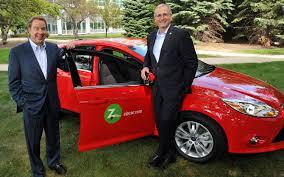 100 Zipcar Truck Ford Focuses On S University Fleets Motor Trend