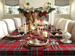 Christmas Dinner Centerpieces Holiday Dining Room Table Games Ideas
