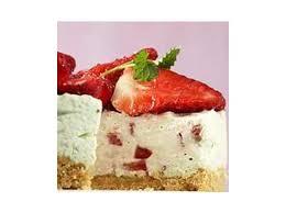erdbeer frischkäse torte nach ww kühlschranktorte