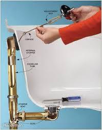 Tub Drain Stopper Removal Tool by Bathtub Drain Stopper Removal Lift And Turn Bathubs Home