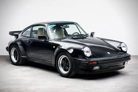 Auction Block 1989 Porsche 911 Turbo