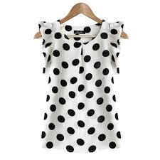online get cheap black polka dot shirt aliexpress com alibaba group