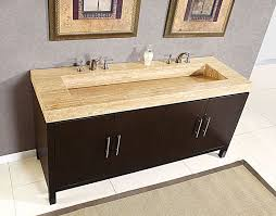 Home Depot Two Sink Vanity by Fresca Oxford 60 Double Sink Bathroom Vanity Espresso Finish For