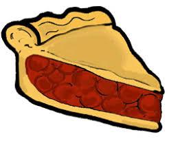 Pie clipart cherry pie 6