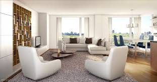 Curule Chair Ligne Roset by Andre Kikoski Architect Designs Interiors Of New Residential Tower