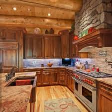 Rustic Log Cabin Kitchen Ideas by Architecture Download Log Cabin Kitchens Ideas